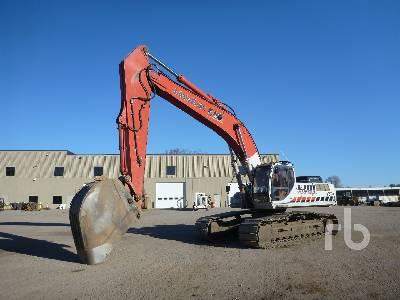 2006 LINK-BELT 460LX Hydraulic Excavator