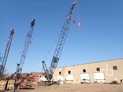 2007 LINK-BELT 238 150 Ton Crawler Crane