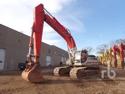 2005 LINK-BELT 460LX Hydraulic Excavator