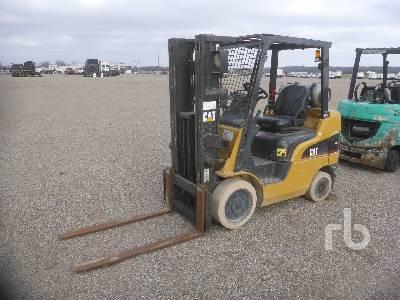 2006 CATERPILLAR C5000LP Forklift