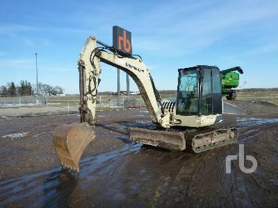 2005 INGERSOLL-RAND ZX75 Hydraulic Excavator