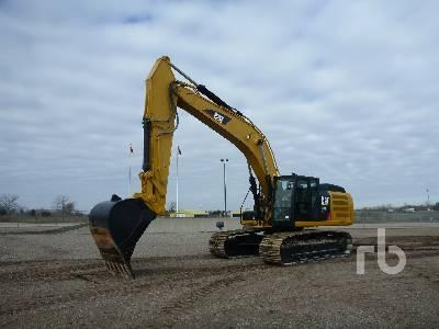 2013 CAT 336E 336EL H Hydraulic Excavator