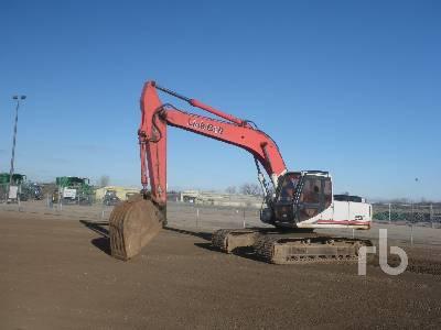 2000 LINK-BELT 2800 Quantum Hydraulic Excavator
