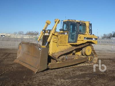 2006 CATERPILLAR D6R XL Series III Crawler Tractor
