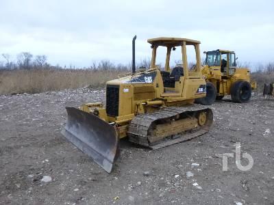 CAT D3G LGP Crawler Tractor