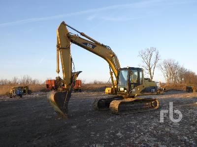 2003 CATERPILLAR 315CL Hydraulic Excavator