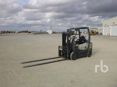 CROWN C51000-50 4600 Lb Forklift