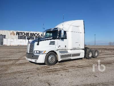 2016 WESTERN STAR 5700EX Sleeper Truck Tractor (T/A)