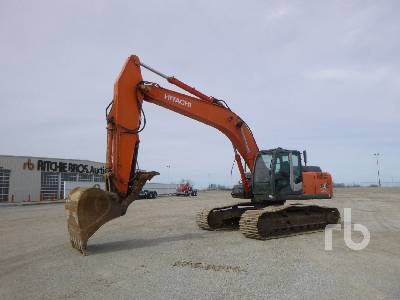 2006 HITACHI ZX270LC-3 Hydraulic Excavator