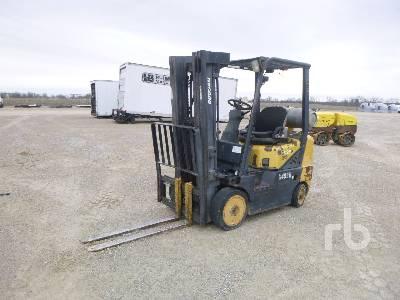 DOOSAN GC25P-3 4600 Lb Forklift
