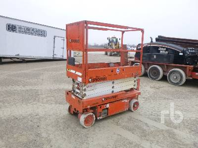 2007 SNORKEL S1930 19 Ft Electric Scissorlift