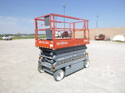 2013 SKYJACK SJ4632 32 Ft Electric Scissorlift