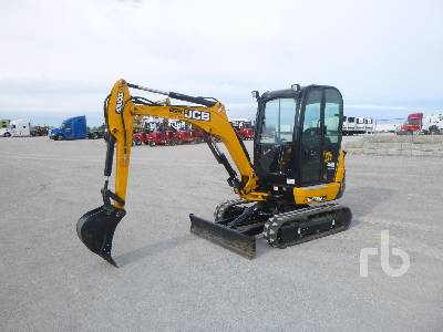2018 JCB 8029 Mini Excavator (1 - 4.9 Tons)