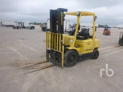 HYSTER H60XM 4750 Lb Forklift