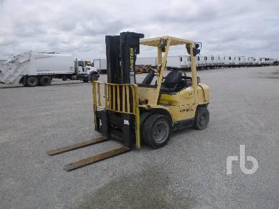 HYSTER H80XM 7800 Lb Forklift