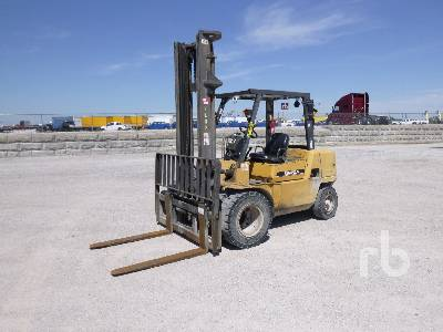 CATERPILLAR DP40K 7800 Lb Forklift