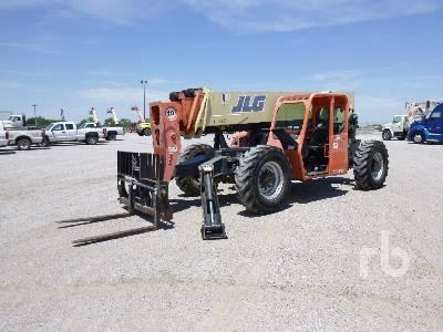 2007 JLG G10-55A 10000 Lb 4x4x4 Telescopic Forklift