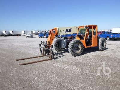 2011 JLG G9-43A 9000 Lb 4x4x4 Telescopic Forklift