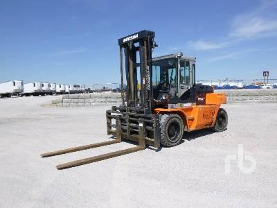 DOOSAN D120S-7 23850 Lb Forklift