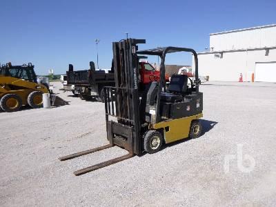CATERPILLAR VC40D 2450 Lb Forklift