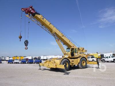 1977 GROVE RT65S 35 Ton 4x4x4 Rough Terrain Crane