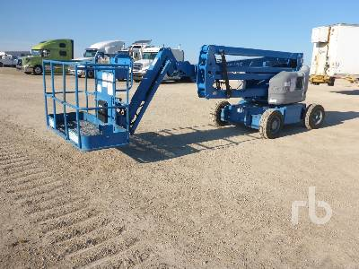 2007 GENIE Z45/25DC Electric Articulated Boom Lift