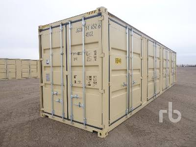 2020 40 Ft One Way Container