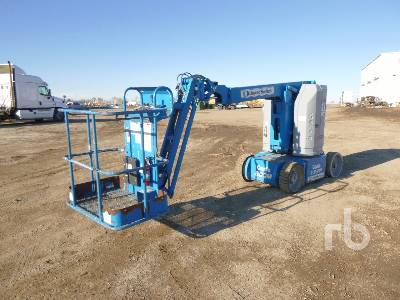 2011 GENIE Z30/20N RJ Electric Articulated Boom Lift
