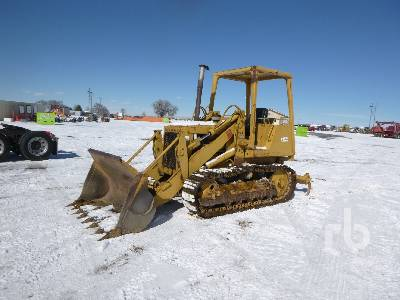 1985 CATERPILLAR 931B Crawler Loader
