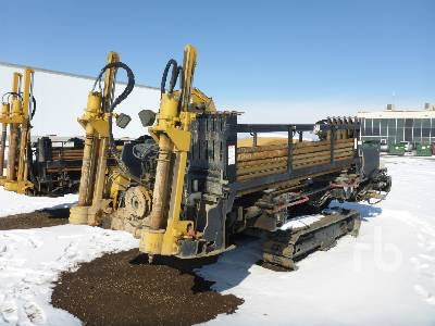 2009 VERMEER D24X40 Series II Crawler Directional Drill