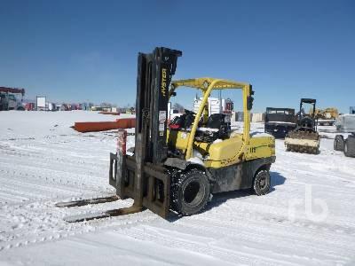 2013 HYSTER H120FT 10000 Lb Forklift