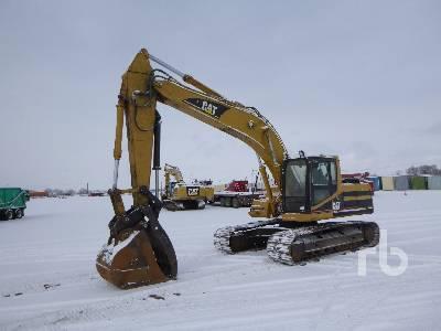2000 CATERPILLAR 320BL Hydraulic Excavator