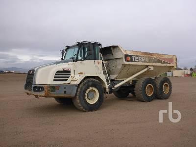 2006 TEREX TA30 6x6 Articulated Dump Truck