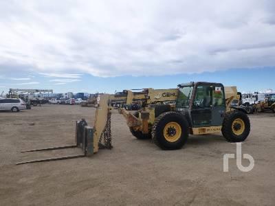 2010 GEHL DL1240H 12000 Lb 4x4x4 Telescopic Forklift