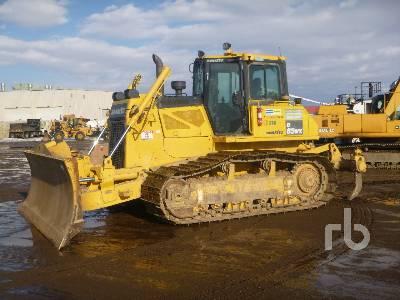 2012 KOMATSU D65WX-17 Crawler Tractor