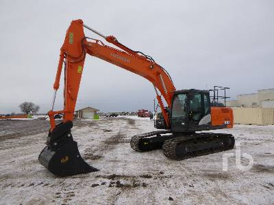 2017 HITACHI ZX210LC-6 Hydraulic Excavator