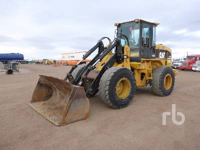 2004 CATERPILLAR IT28G Integrated Tool Carrier