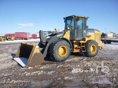 2015 JOHN DEERE 544K Wheel Loader