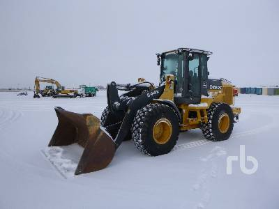 2009 JOHN DEERE 544K Wheel Loader