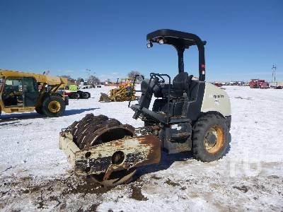 2004 INGERSOLL-RAND SD45F TF Vibratory Padfoot Compactor