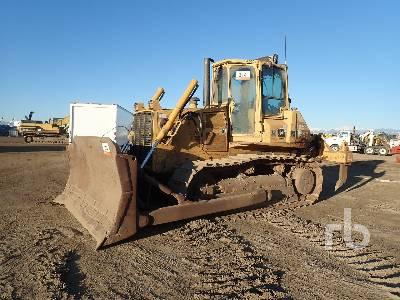 1997 JOHN DEERE 850C Crawler Tractor