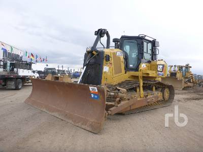2015 CATERPILLAR D7E LGP Crawler Tractor