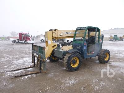 2007 GEHL RS6-34 6000 Lb 4x4x4 Telescopic Forklift
