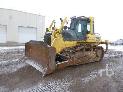 2005 KOMATSU D65EX-15 Galeo Crawler Tractor