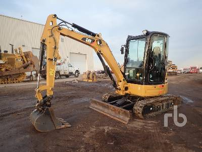 2013 CATERPILLAR 303.5ECR Mini Excavator (1 - 4.9 Tons)