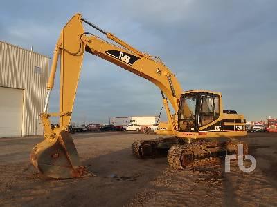 CATERPILLAR 320BL Hydraulic Excavator