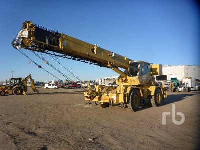 1995 GROVE RT500DXL 28 Ton 4x4x4 Rough Terrain Crane