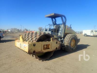 1998 BOMAG BW213 Smooth Drum Vibratory Roller