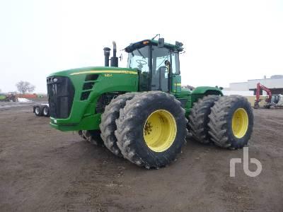 2008 JOHN DEERE 9230 4WD Tractor