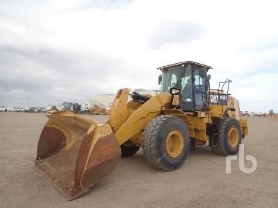 2015 CAT 950M Wheel Loader